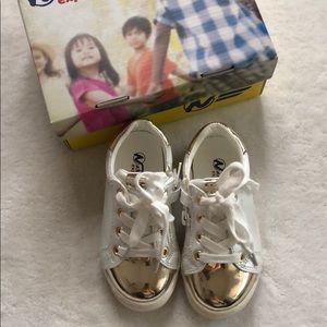 Naturino toddler girls sneakers